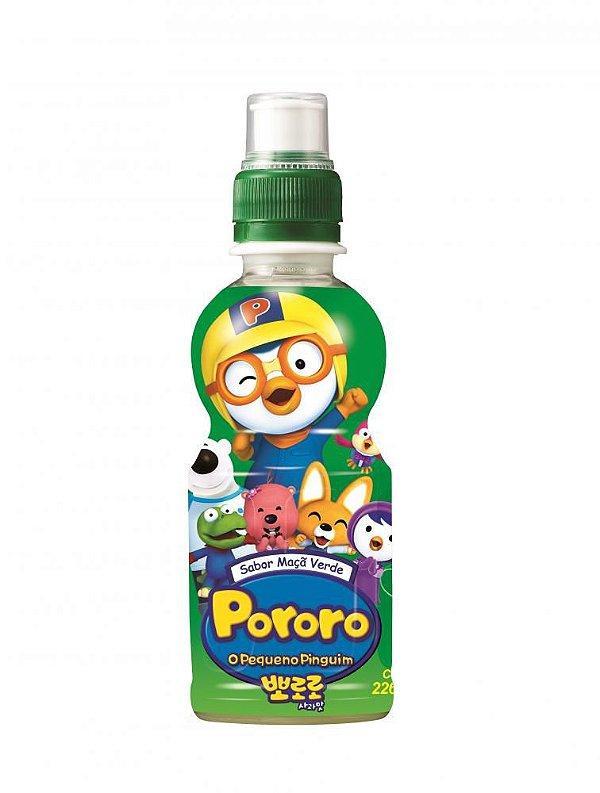 Bebida Pororo Maçã Verde 226ml