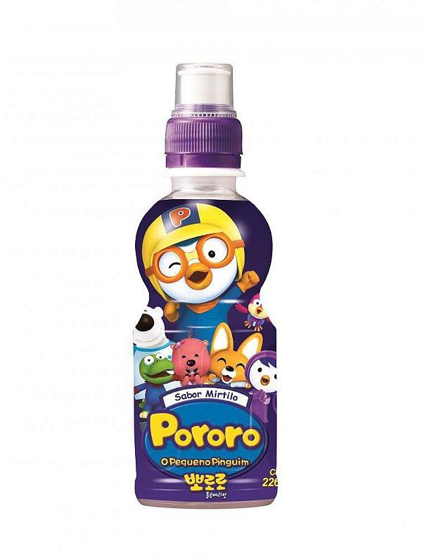 Bebida Pororo Blueberry 226ml