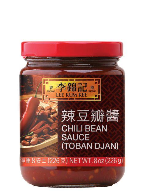 Molho de Pimenta com Feijão Fermentado Toban Djan 226g LKK