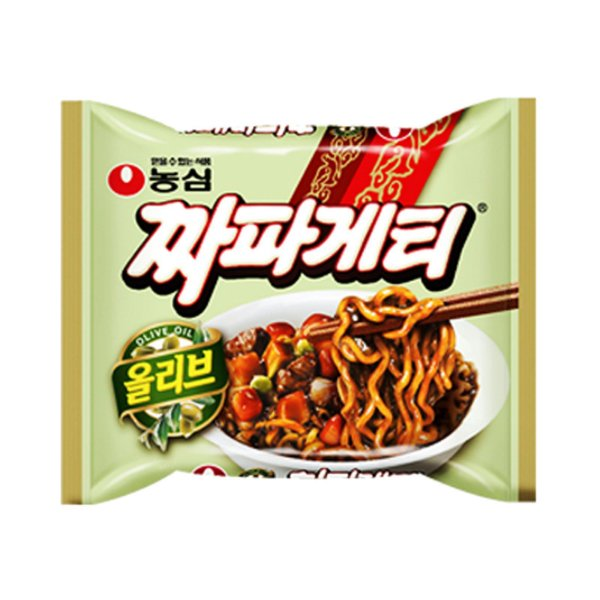 Macarrão Instantâneo Coreano Chapaghetti Nongshim
