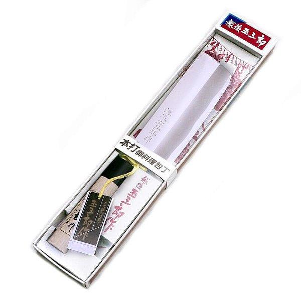Faca Japonesa Saigiri Inox 16,5cm Kataoka