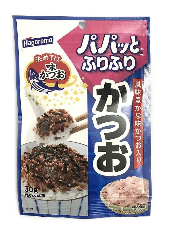 Furikake Hagoromo Katsuo (Peixe Bonito)