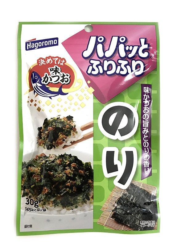 Furikake Hagoromo Nori (Alga Marinha)