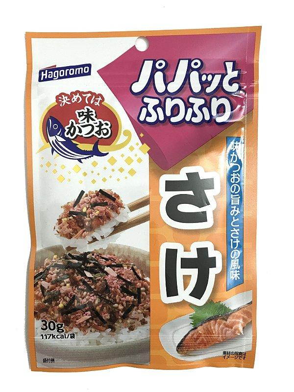 Furikake Hagoromo Sake (Salmão)