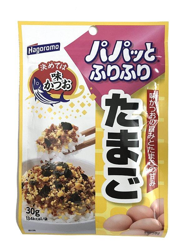 Furikake Hagoromo Tamago (Ovo)
