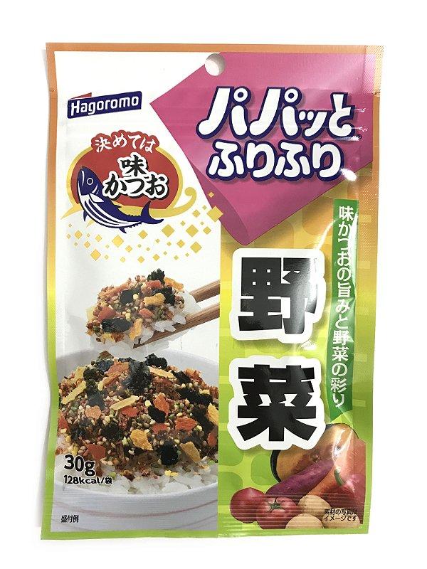 Furikake Hagoromo Yasai (Legumes)