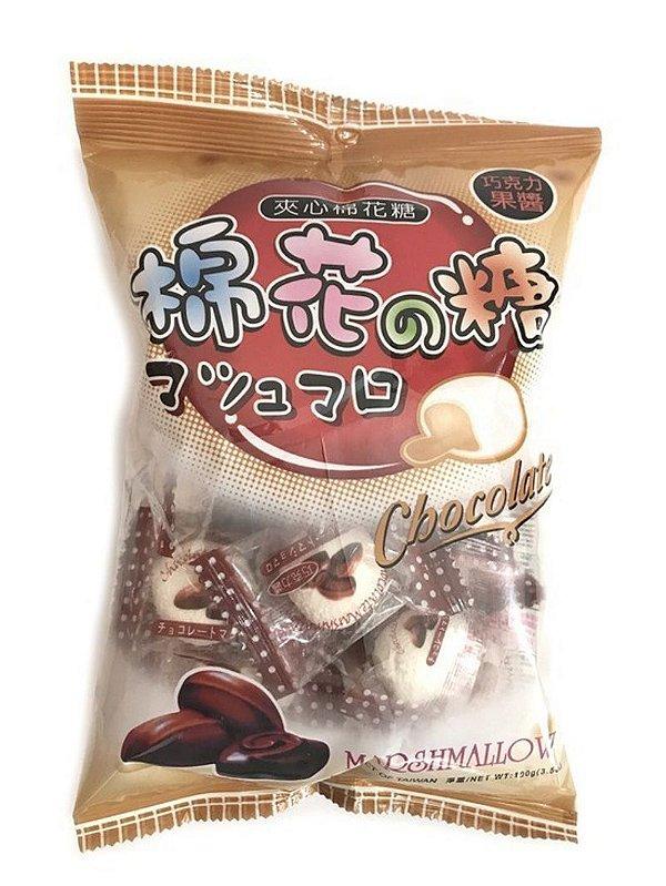 Marshmallow Recheado de Chocolate 100g Royal