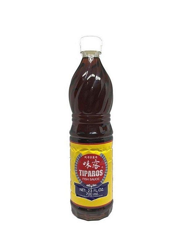 Molho de Peixe Nam Pla 700ml Tiparos Fish Sauce