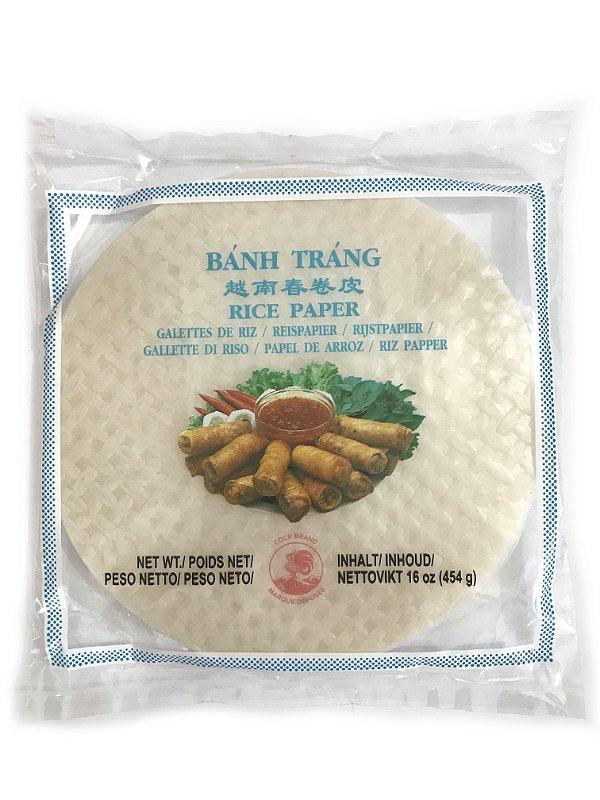 Papel de Arroz Redondo Cock Rice Paper Square
