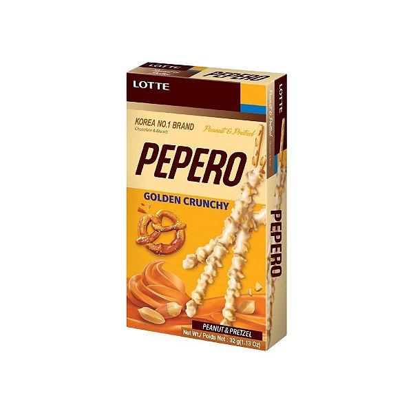 Pepero Amendoim e Pretzel Biscoito de Palito Lotte