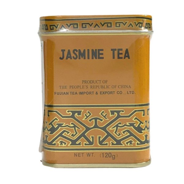 Chá de Jasmin em Lata 120g Fujian