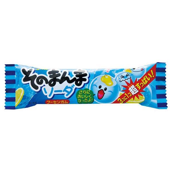 Goma de Mascar do Japão Sabor Soda Coris