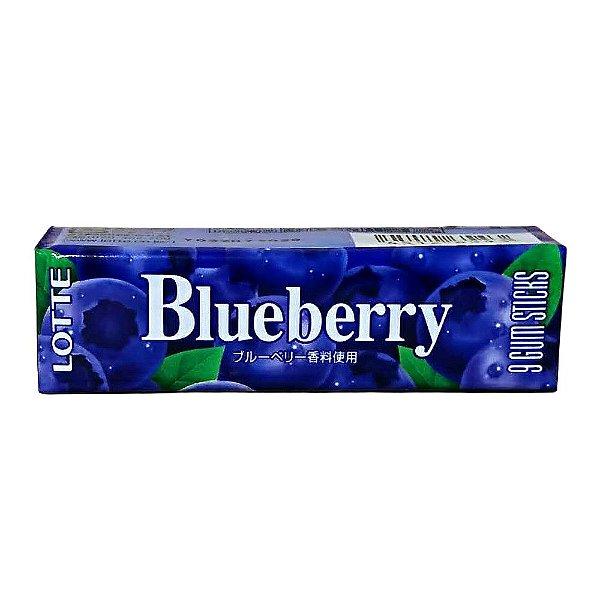 Goma de Mascar do Japão Blueberry Lotte