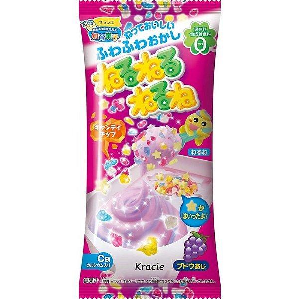 Doce Instantâneo Japonês - Neruneru Grape Uva - Kracie Popin Cookin