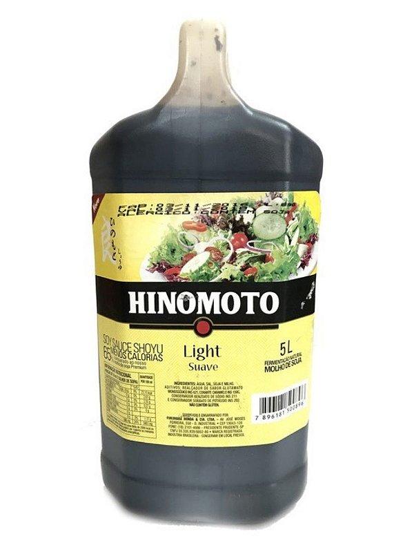 Molho de Soja Shoyu Light 5 litros Hinomoto