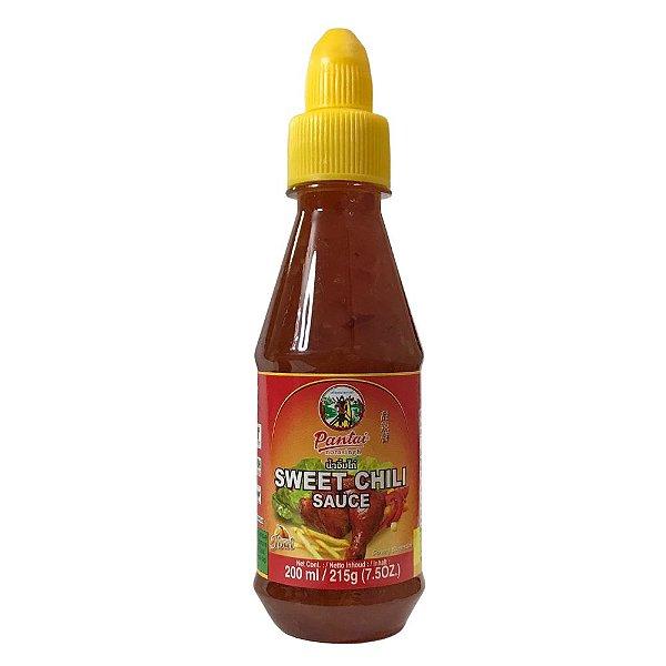 Molho de Pimenta Sweet Chilli Sauce 200ml Pantai