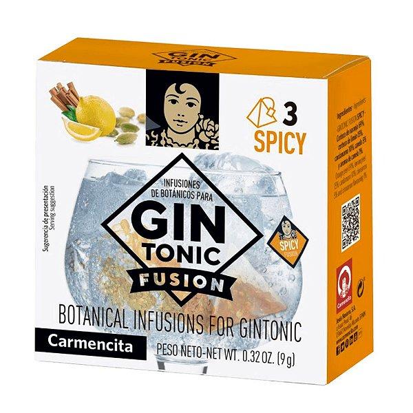 Infusão para Gin Tônica Sachê Spicy Carmencita
