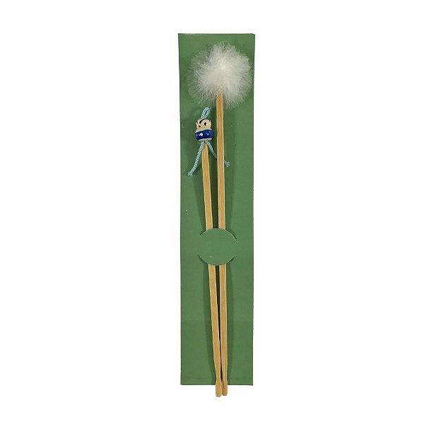 Limpador de Ouvido de Bambu Mimikaki