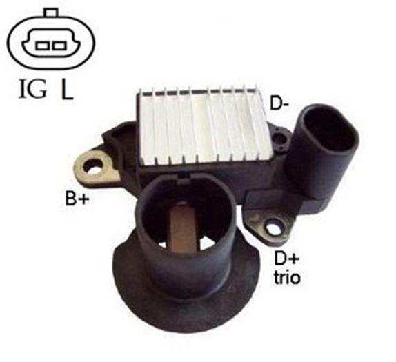 Regulador de Voltagem Mercury Marine Delco 271840