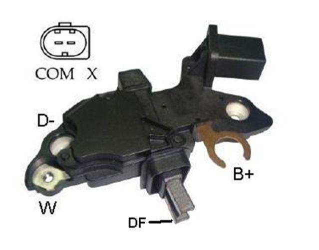 Regulador de Voltagem BMW 116i 118i 316i 320i X1 Z4