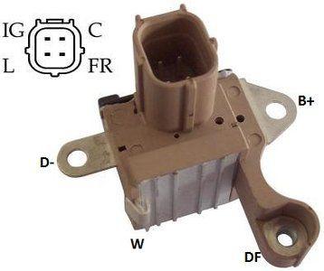Regulador de Voltagem Accord 2008 / 2009 V6 Denso
