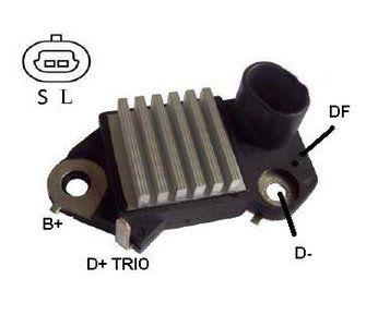 Regulador de Voltagem Mercury Marine V8 Daewoo Matiz