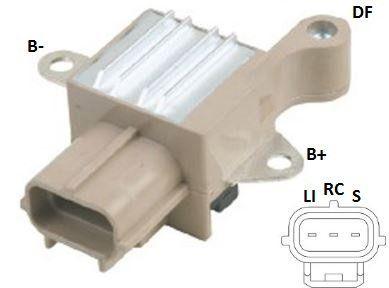 Regulador de Voltagem Focus EcoSport 2.0 16V Duratec Volvo C30 LandRover Range Rover