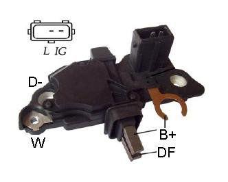 Regulador de Voltagem BMW 320i 325Ci 325xi L6 2.5L 330Ci 330xi 525i 530i Z3