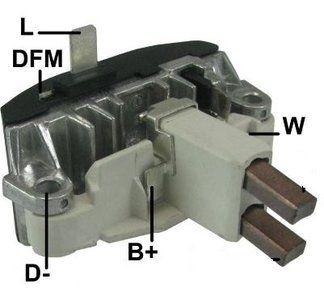 Regulador de voltagem Volvo 1996 à 1999 IK5552