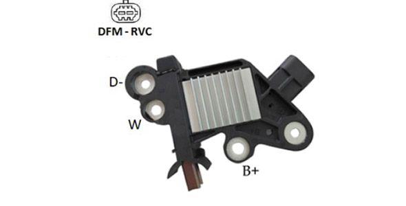 Regulador de Voltagem Montana Chevrolet S10 2018 Flex Onix 1.0 2.4 2012 > Cobalt 1.8 Prisma Spin