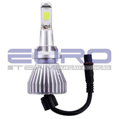 Lampada LED H27 6000k 1500 Lumens 12-24V /12-24W