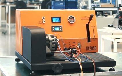 Bancada de Testes Para alternadores e componentes 220V
