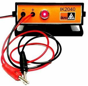 Teste para Placa Retificadoras IK2040