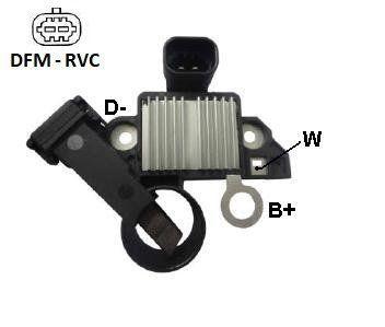 Regulador de Voltagem Onix Cruse S10 Sonic 2012 em Diante IK5066