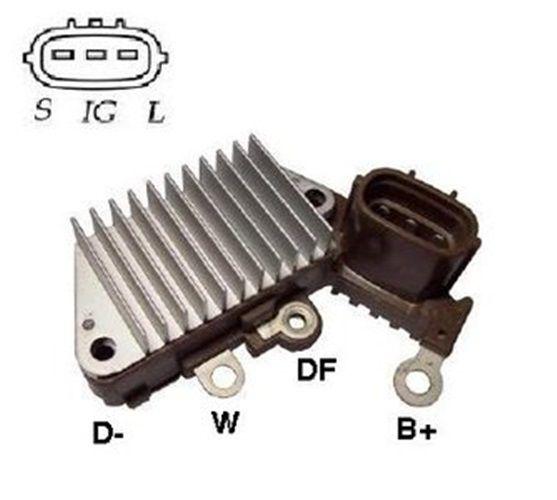 Regulador de Voltagem Corolla 2001 Camry 2.2 Hilux 3.0 TD 4x4 2002 IK5568