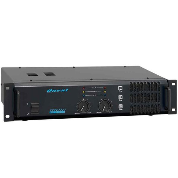 Amplificador Oneal Op1600 Potencia 110w Rms