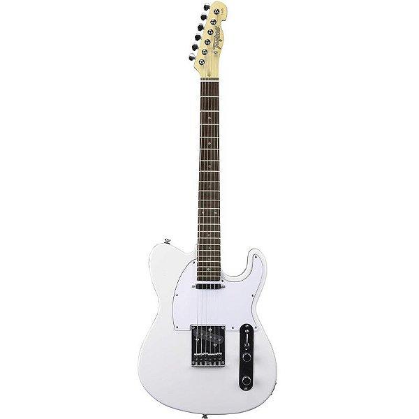Guitarra Tagima T505 Telecaster Hand Made In Brazil Branca