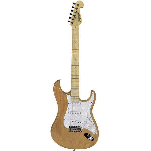 Guitarra Tagima T735 Hand Made In Brazil Tarraxa Com Trava Natural