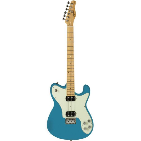 Guitarra Tagima T850 Telecaster Custom Hand Made In Brazil Azul Pastel