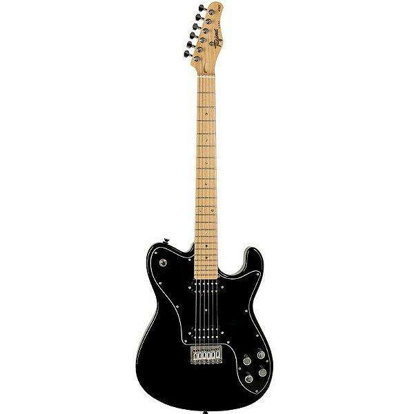 Guitarra Tagima T850 Telecaster Custom Hand Made In Brazil Preta