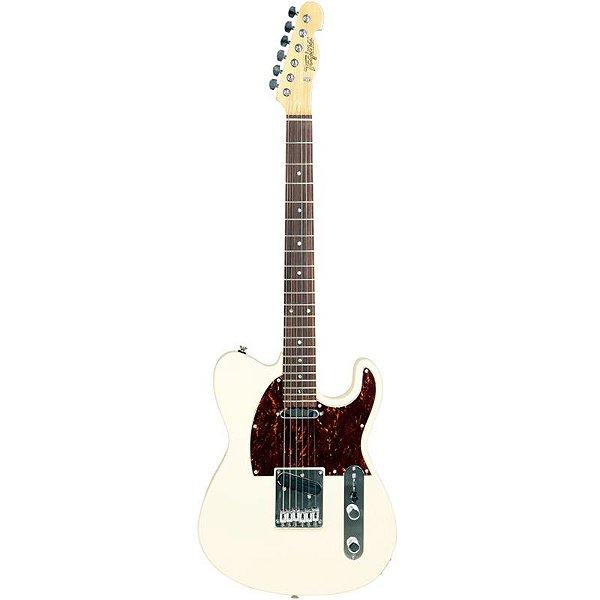 Guitarra Tagima T855 Telecaster Hand Made In Brazil Branco Vintage
