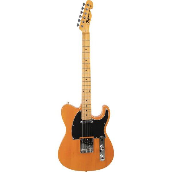 Guitarra Tagima Telecaster Woodstock Tw-55 Butterscotsh