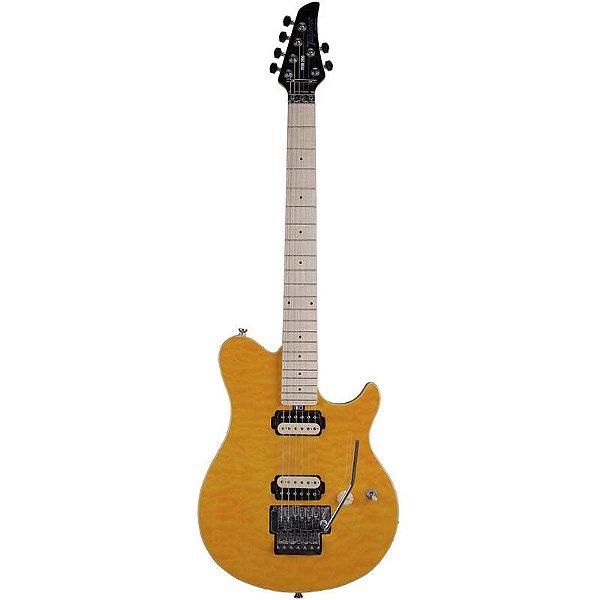 Guitarra Tagima Tgm200 Âmbar Transparente