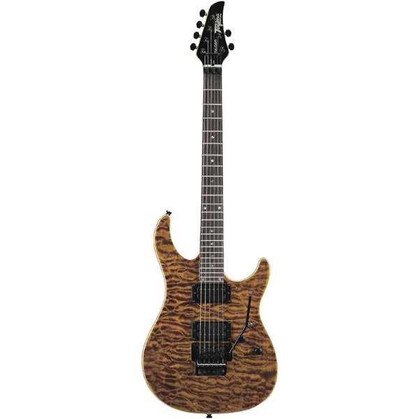 Guitarra Tagima Vulcan CT Ponte Floyd Rose Microafinação