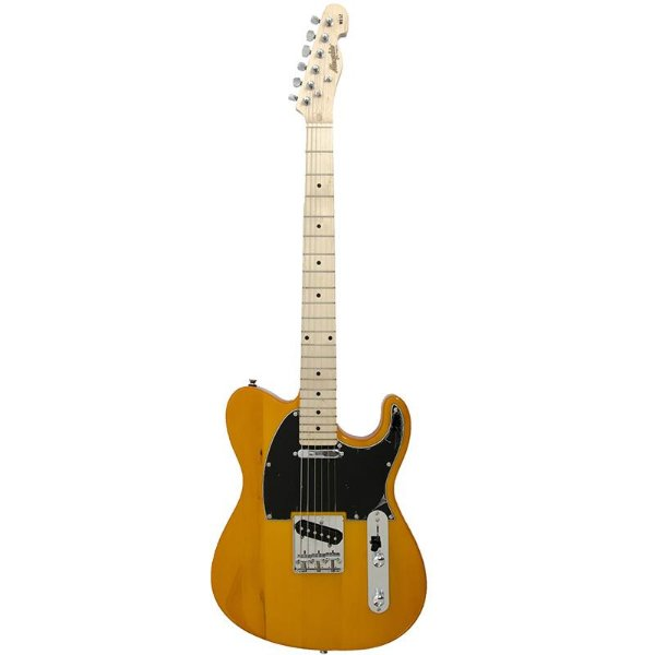 Guitarra Telecaster Memphis Tagima Mg52 Butterscotch
