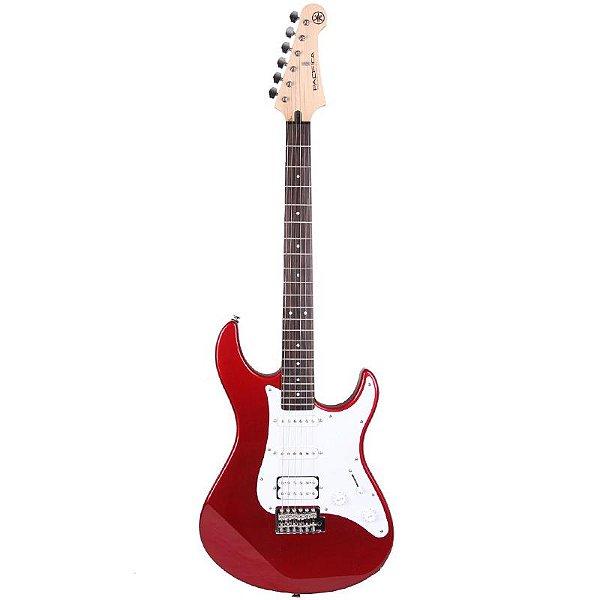 Guitarra Yamaha Pacifica Vermelho Metálico