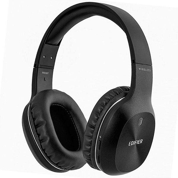 Headphone Fone De Ouvido Edifier Hi-Fi W800bt Bluetooth Preto
