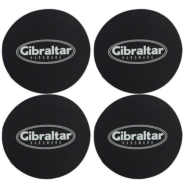 Kit Pad Protetor Gibraltar Sc-Bpl Para Pele Bumbo De Bateria