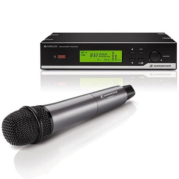Microfone Profissional Sem Fio Sennheiser XSW35 Banda A