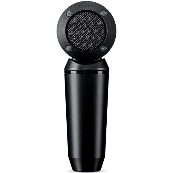 Microfone Shure Pga181 Condensador Com Cabo Xlr